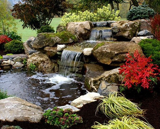 Water Features - All Oregon Landscaping