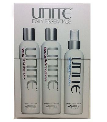unite smoothing gift set #Unite #haarproducten #haarverzorging