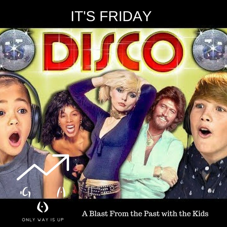 [ENTERTAINMENT FRIDAY] Fancy a trip down memory lane.  This video of kids reactions to the music I know I loved and still enjoy putting is sure to make you smile.  Who is your favourite?   Click on the link to watch this very entertaining video of kids reactions to Disco Music.  It is sure to make you smile if not laugh :-) #GetAltitudeOnline #Disco #Funk #50 #Women #AmazonFBA #Entertainment #Friday #BusinessOpportunity #Smile #FBE #FBF #FlashBackFriday #70S #Songs