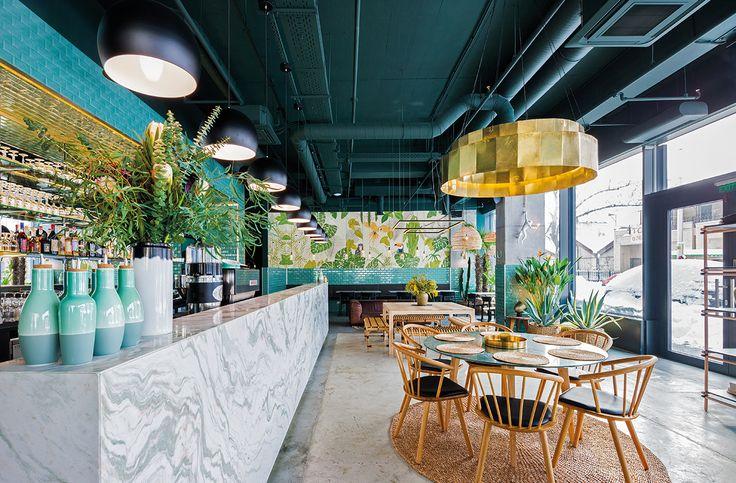 Aflat într-o permanentă fervoare, Bucureștiul cunoaște intervenții care îi modifică pozitiv și îi regenerează țesutul urban. Una dintre acestea este recenta apariție a restaurantului Kāne, într-un imobil situat în zona Tunari-Ștefan cel Mare. Exotismul este cadrul restaurantului-bar …