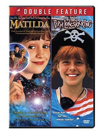 Mara Wilson & Tami Erin - Matilda & The New Adventures of Pippi Longstocking