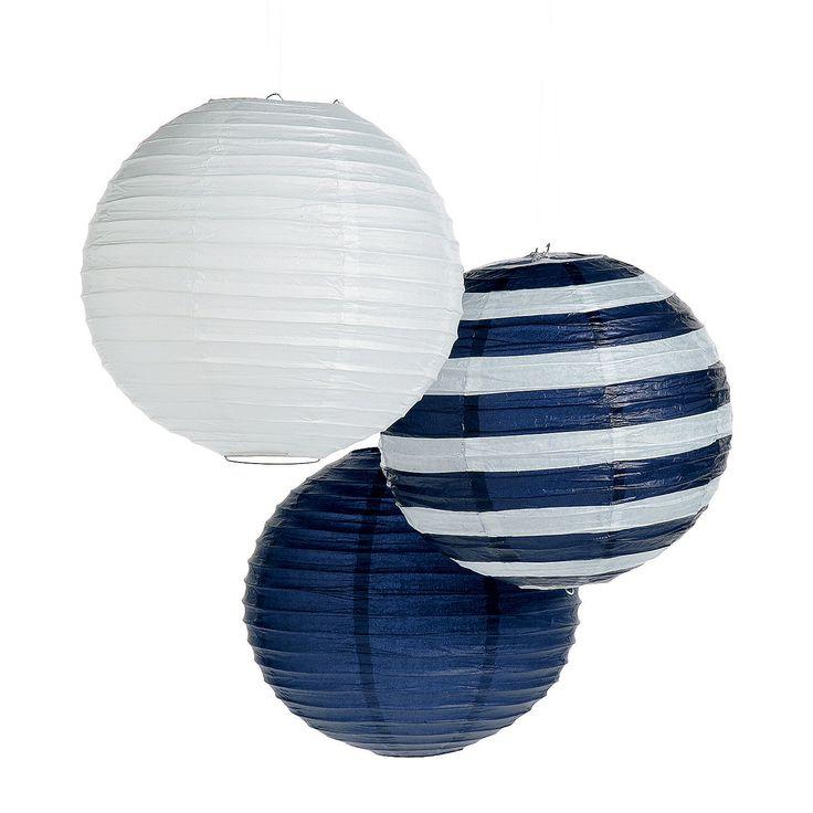 Nautical+Paper+Lanterns+-+OrientalTrading.com