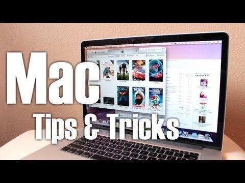 Mac Tips and Tricks for iMac, MacBook Pro, & MacBook Air