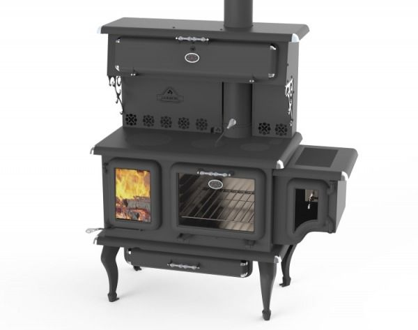 Introducing The 1st Epa Approved Wood Cook Stoves