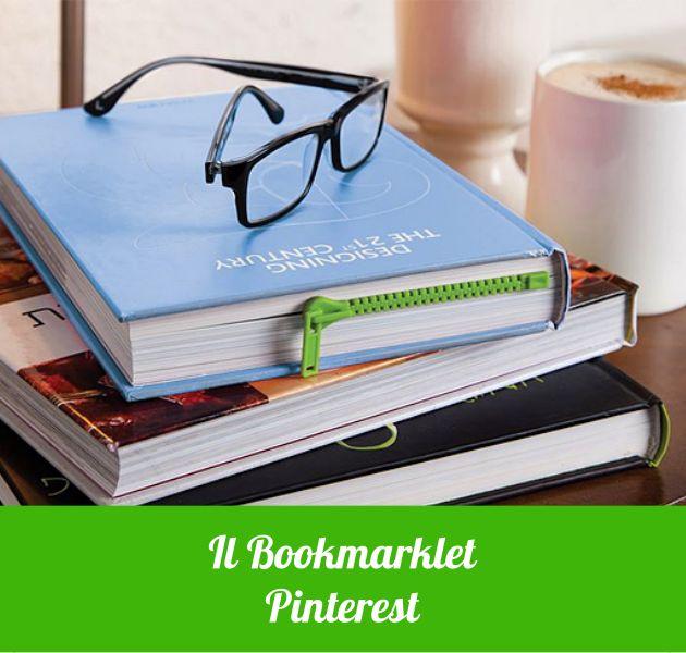 Che cos'è il Bookmarklet Pinterest e come installarlo