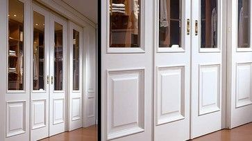 Traditional pocket door with 4 door leafs/panles - B 75 Bartels Doors & Hardware is committed to offering the highest quality and most innovative interior doors and hardware available from Germany. All of our traditional interior doors are completely customizable to your specifications. Please feel free to contact us with your requests and we will be happy to educate you on all of the possibilities of our traditional interior doors.