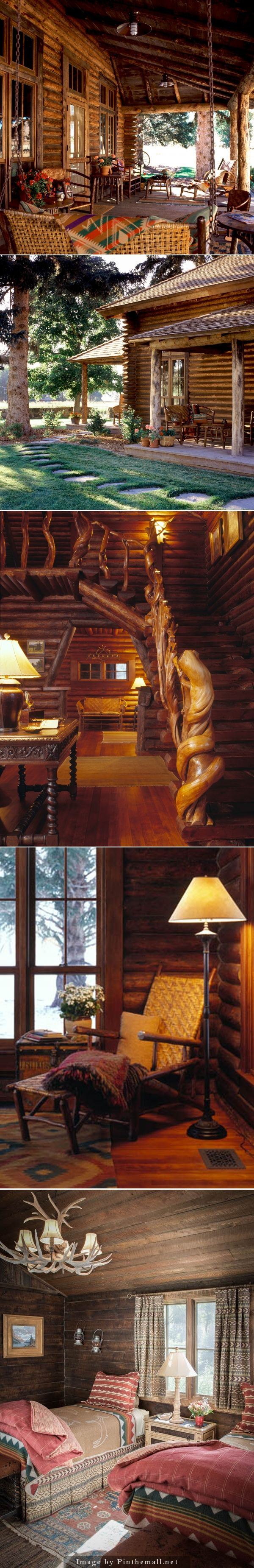 2991 best Log Cabin Ideas images on Pinterest | Wood, Live and My ...