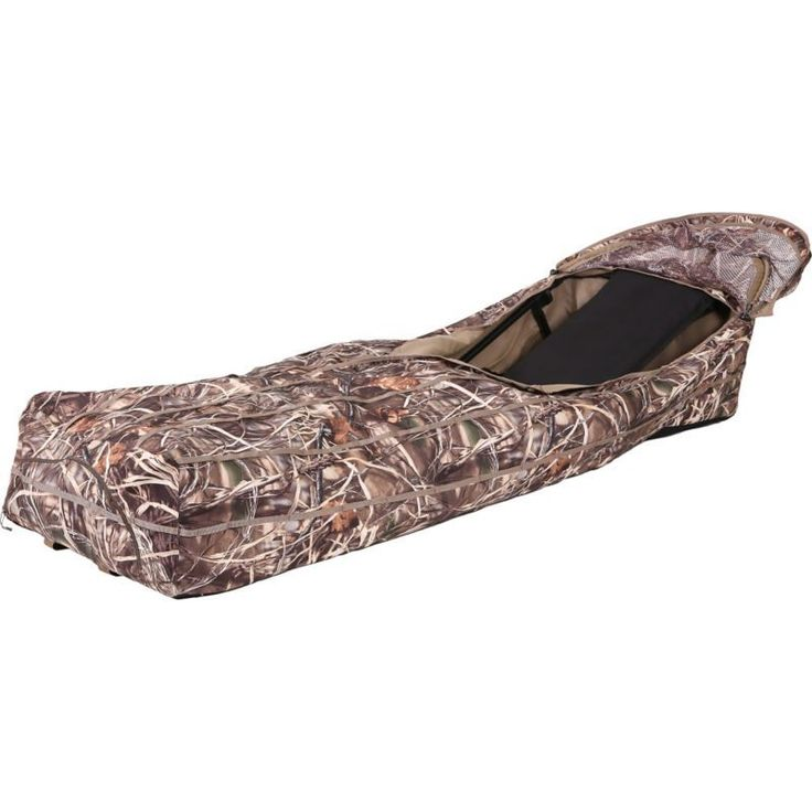 Ameristep Duck Commander Run Way Blind, Silver