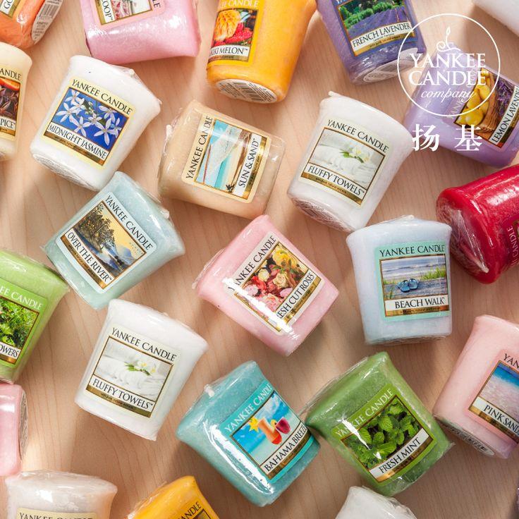 R янки свечи органический ароматизаторы соевый воск свинца фитиль бездымного ароматические свечи купить 5 шт. получить свечи чашки купить на AliExpress