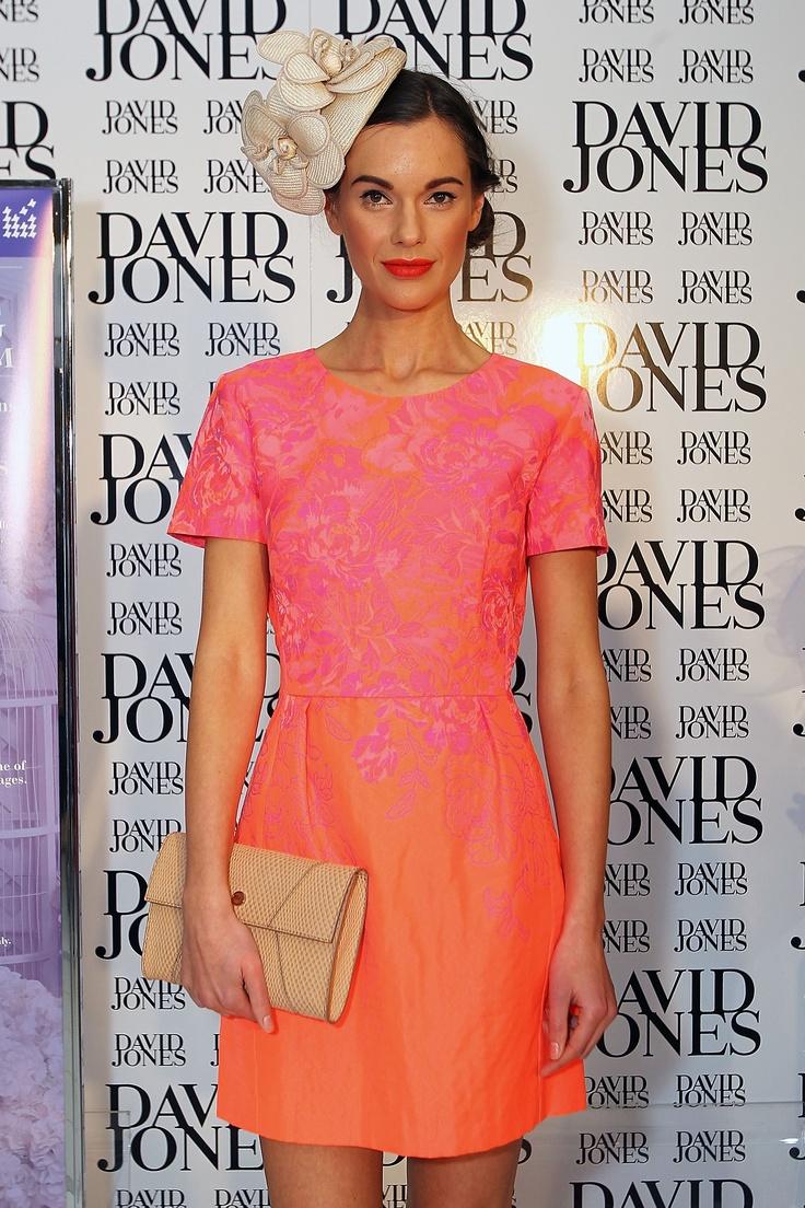 David Jones Millinery Event, Bourke Street Store - October 2012