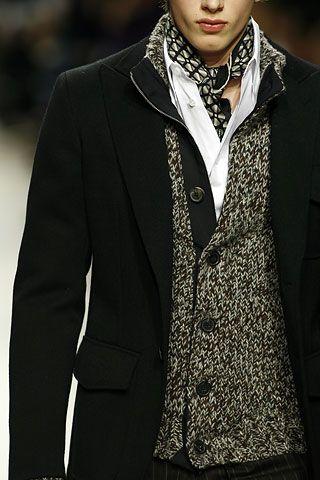 Hermès, Men's Fall Winter Fashion.