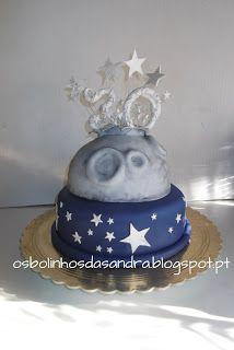 Os Bolinhos da Sandra: I will fly to the moon and back... !
