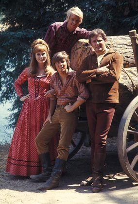 Here Come the Brides - Starring: Robert Brown, Bobby Sherman, Bridget Hanley, & David Soul-before Dukes of Hazard