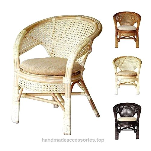 Pelangi Handmade Rattan Dining Wicker Chair W/cushion White Wash  Check It Out Now     $119.99    This Chair is very popular. It is hand woven and offers you incredible comfort and suited to today's lifestyle.~Natu ..  http://www.handmadeaccessories.top/2017/04/02/pelangi-handmade-rattan-dining-wicker-chair-wcushion-white-wash-2/