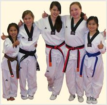 """Kickn' Kids Tae Kwon Do Martial Arts Begins With Respect  Our Junior Tae Kwon Do Program is based on the core values of Martial Arts training. """"Martial Arts Begins With Respect."""" From this basic premise, we develop your child's awareness and skills in three primary areas: Respect, Discipline and Self Control. http://www.academymartialarts.com/item/22-kickn-kids-tae-kwon-do-7-11-years-old"""