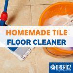 Homemade Tile Cleaner
