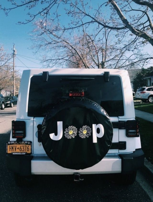 Vsco Girls Moods Dream Cars Jeep Jeep Tire Cover Jeep