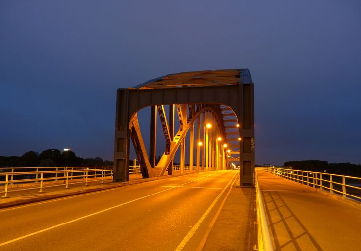 Oude IJsselbrug in Zwolle