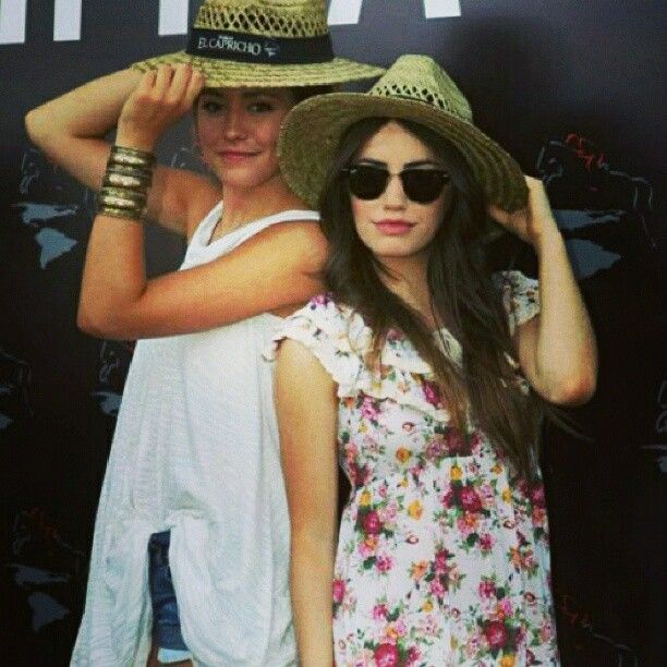 #rochi #igarzabal #lali #esposito #lalochi #girls #with #style #instagram