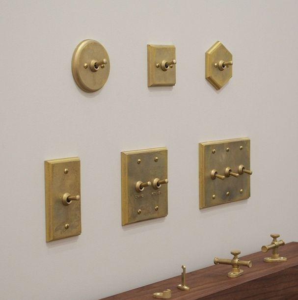 LIGHT SWITCH | Oji Masanori, Futagami light switches