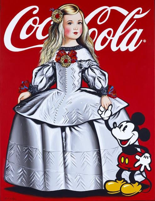 ►Antonio de Felipe, Pop Art.