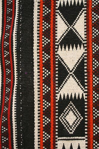 Bedouin weaving patterns by Raphael Bick, via Flickr