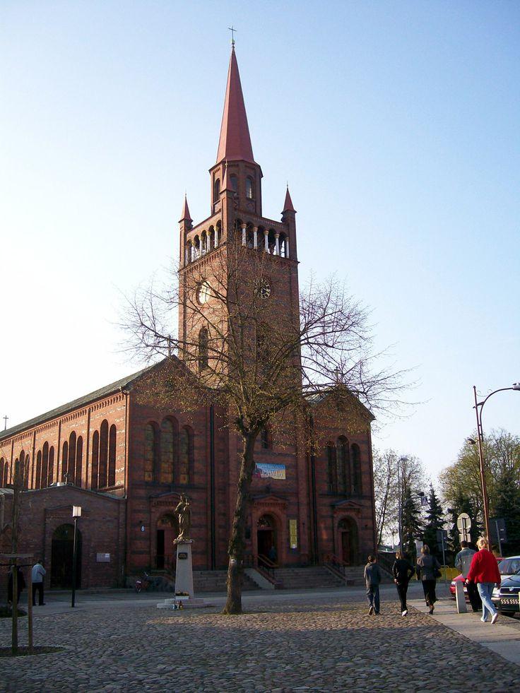 Kościół Świętych Apostołów Piotra i Pawła, Dębno,