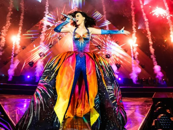 Catch a Sneak Preview of Katy Perry's Upcoming Tour!