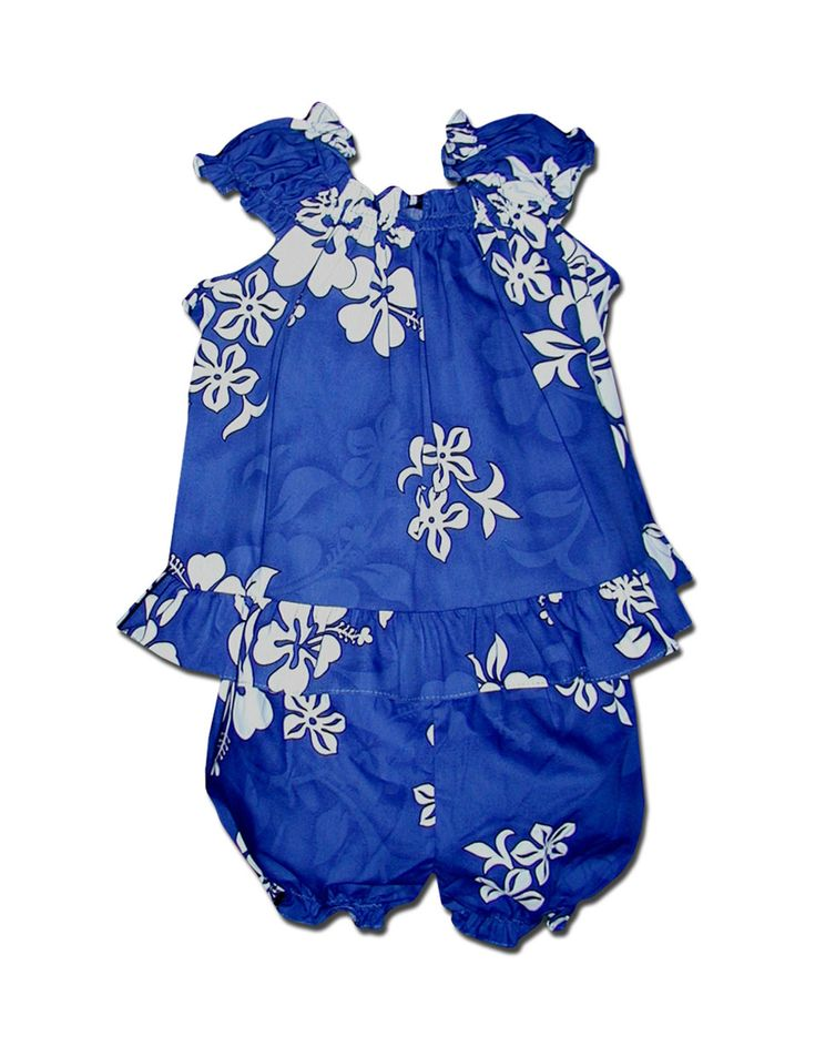 Check out the deal on Tropical Hibiscus Aloha Baby Clothes Set at Shaka Time Hawaii Clothing Store