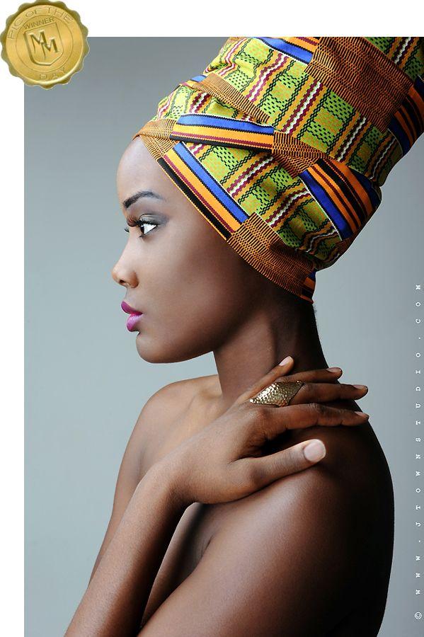 Nubian princess Nude Photos 10