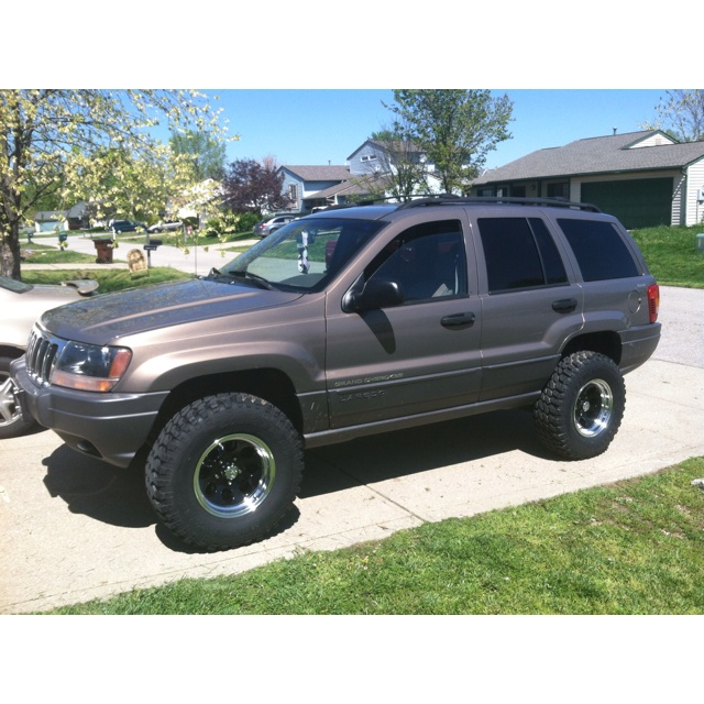 16 Best Images About Lifted Wj On Pinterest