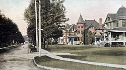 2nd place I lived: Chatham, Ontario, Canada.