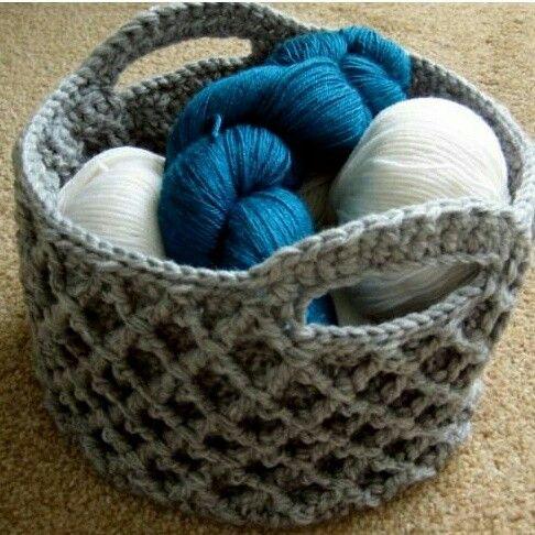 $45 honeycomb storage basket