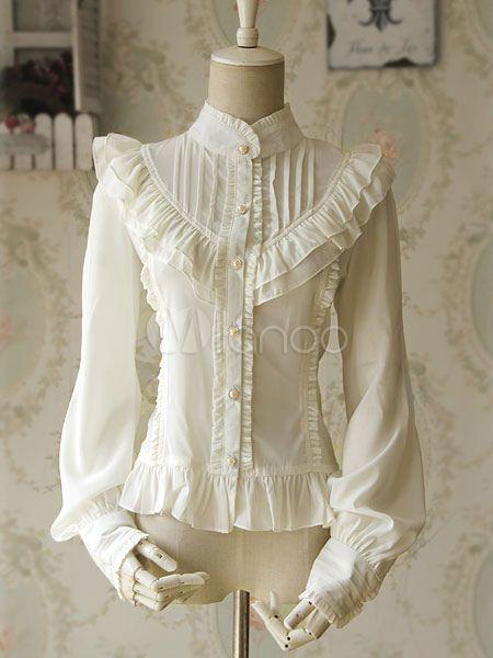 https://www.milanoo.com/de/produkt/weissen-lolita-bluse-geraffte-chiffon-spitzen-shirt-fuer-damen-p585797.html