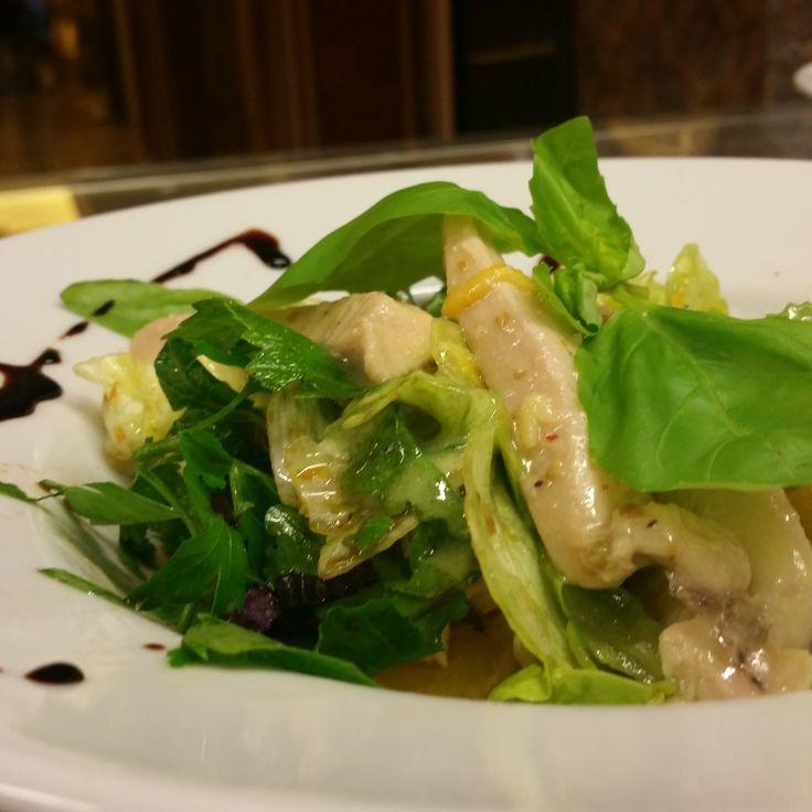Balık Salata  Rez.Tel: 0 (224) 549 23 03 / www.anadolulezzet...   #fish #balık #ramazan #iftar #bursa #bursaturkey #bursablogger #bursamagazin #bursanilüfer #bursagece #yemek #dünyamutfağı #food #breakfast #delicious #eating #fresh #tasty #anadoluetlokantası #anadoluet #anadolulezzeti
