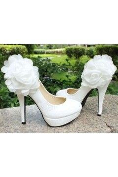 Bruiloft Schoenen voor de bruid, Comfortabele Trouwschoenen