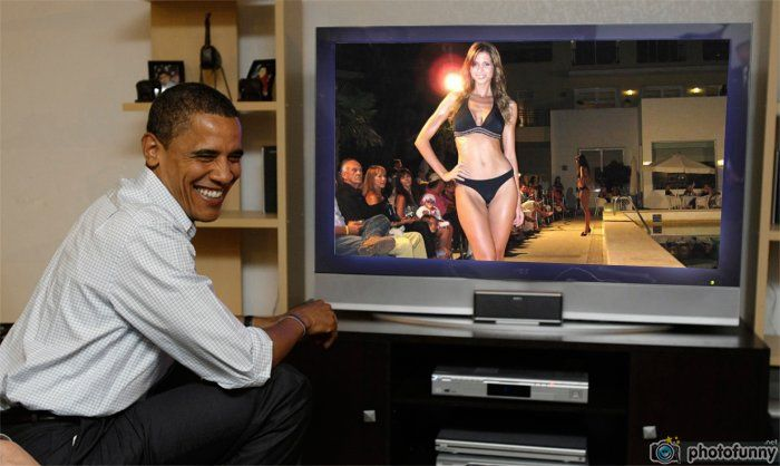 Stephany Ortega Miss Uruguay en vivo Obama