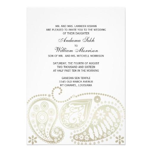 126 Best Wedding Invitations Images On Pinterest