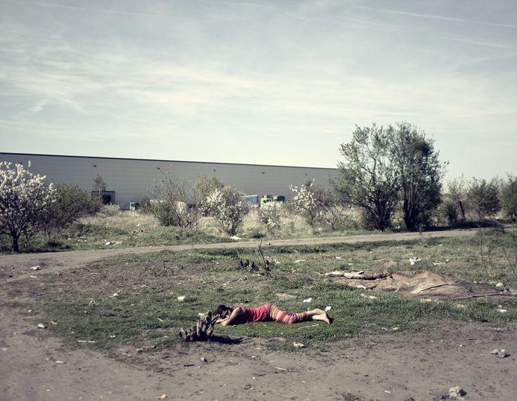 "Adam Lach, ""Stigma"", Grand Prix Fotofestiwal 2014, www.fotofestiwal.com"