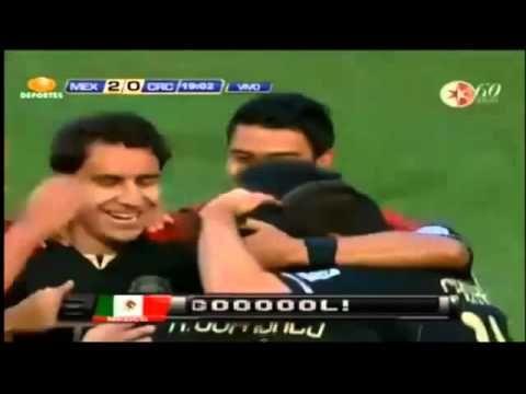Top 5 Goles De La Seleccion Mexicana-CON NARRACIONES This and only this can make me feel better right now...#contigosiempre #aficionadaporvida