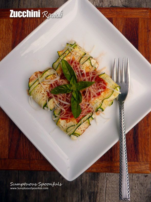 Slightly adapted from The Healthy Maven I've discovered the simplest, most elegant way to make zucchini noodles. I admit, I do have one of those spiralizer things for making zoodles and I've used i...