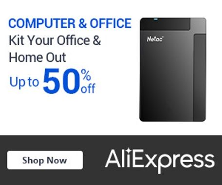 Computer and Office 50% Off