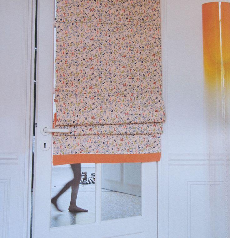 Coussins, rideaux & Co, le livre couture Frou-Frou de Marie-Anne Réthoret-Mélin aux éditions Mango