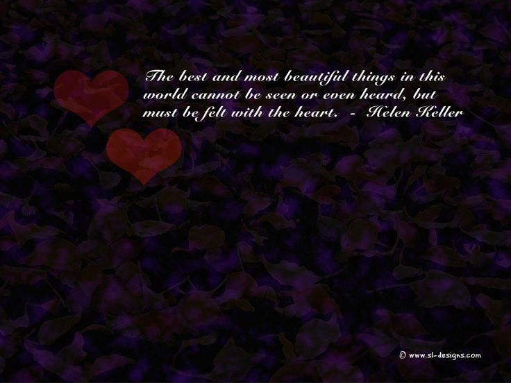 Love Quotes | Love Quote On A Wallpaper