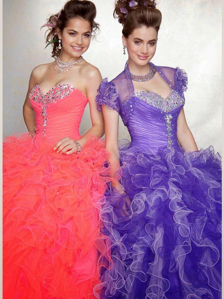 Mejores 29 imágenes de Vestidos de 15 en Pinterest   Vestido de 15 ...