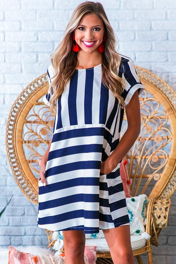 Cruise Chic Shift Dress Chic Shift Dresses Dresses Shift Dress