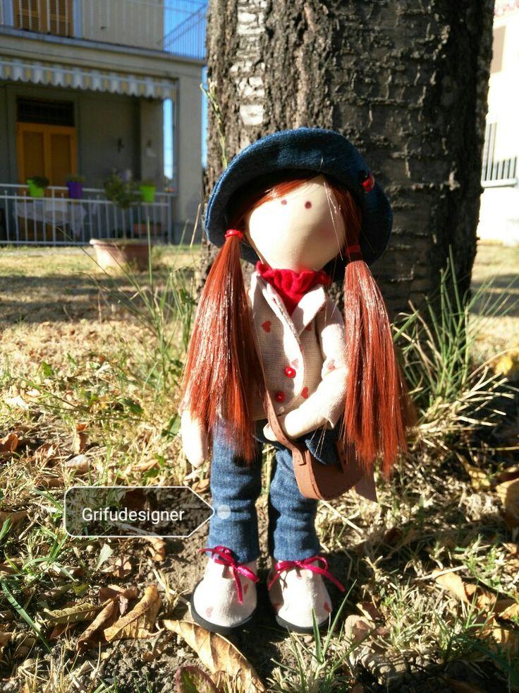 Soft doll Grifudesigner