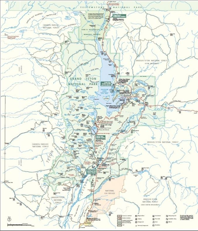 11 best Maps Jackson Hole images on Pinterest Jackson hole