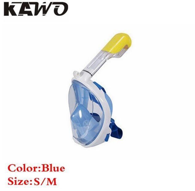 Kawo Hot Scuba Diving Mask Full Face Snorkel http://www.deepbluediving.org/recreational-vs-technical-diving/