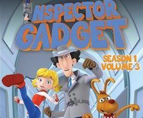 Win 1 of 10 'Inspector Gadget Season 1, Volume 3' DVD's